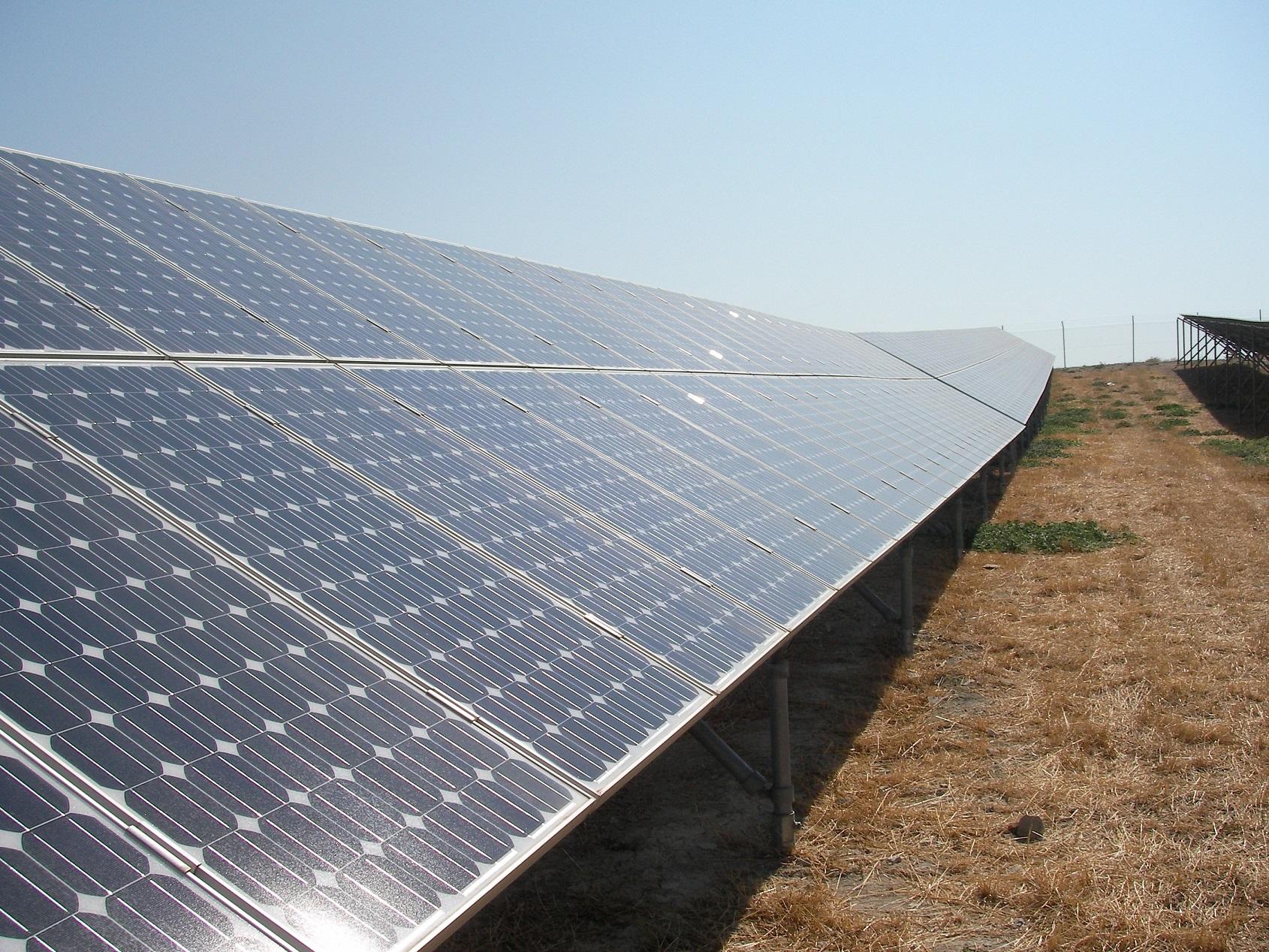 Informe Pericial. Instalación Solar Fotovoltaica